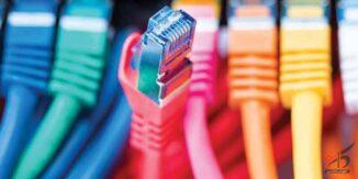 انواع کابل های اترنت,ساختار کابل اترنت,کابل اترنت