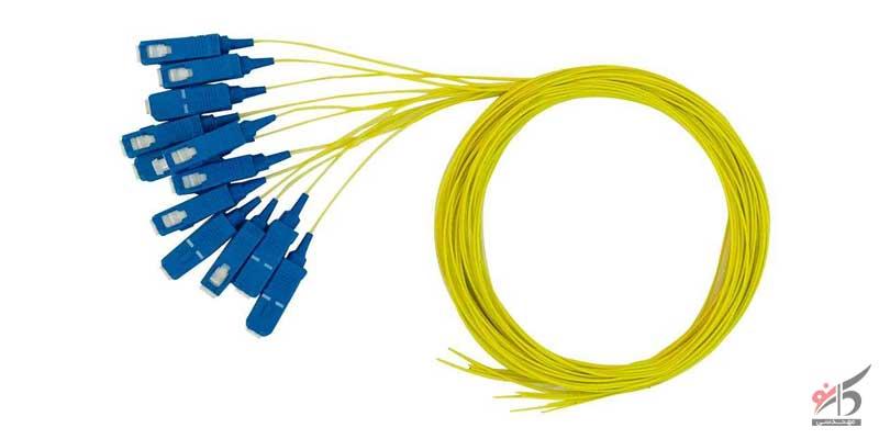 تجهیزات مورد نیاز شبکه فیبر نوری,جوش فیوژن,کابل فیبر نوری,