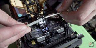اتصال جوش فیبر نوری,اتصال فیوژن,اتصال مکانیکی