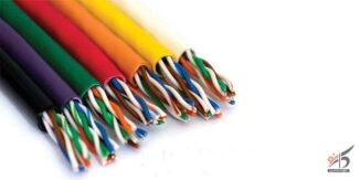 استاندارد 568A,استاندارد 568B,رنگ بندی کابل شبکه