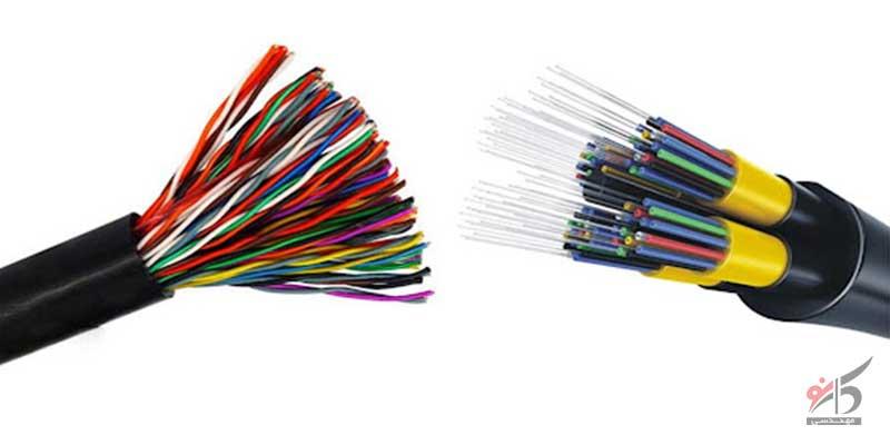 STP,UTP,تشخیص نوع کابل شبکه,
