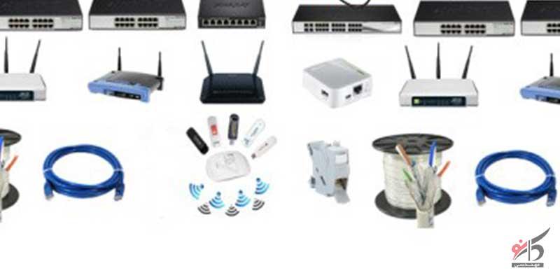 کابل,پسیو کار شبکه,تجهیزات شبکه پسیو,