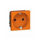 پریز برق ارتدار نارنجی لگراند